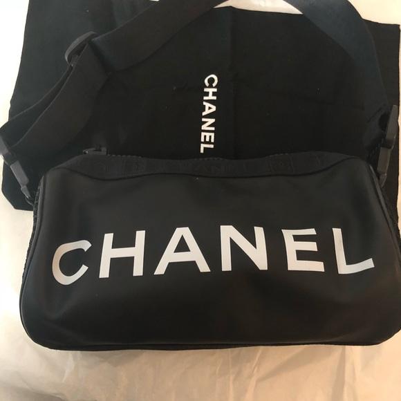 89cecda28912 CHANEL Handbags - Chanel Sport Line Shoulder Bag